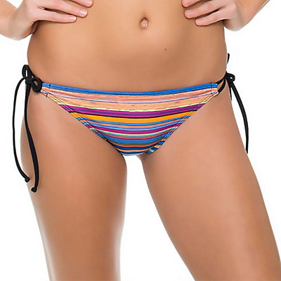 Oakley Pacific Stripe Tunnel Bathing Suit Bottoms, Multi, viewer