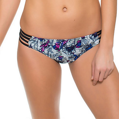 Oakley Wildflowers Spider Bathing Suit Bottoms, , viewer