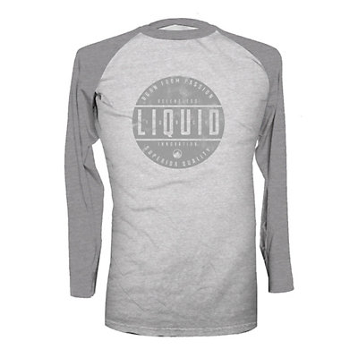 Liquid Force Passion Long Sleeve Mens T-Shirt, , viewer