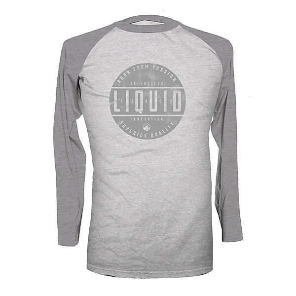 Liquid Force Passion Long Sleeve Mens T-Shirt, , 600