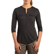 KUHL Khloe Womens Shirt, Black, medium