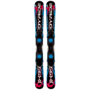JoyRide JX99 Ski Boards, Blue-Pink, medium