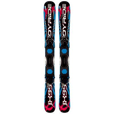 JoyRide JX99 Ski Boards, Blue-Pink, viewer