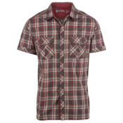 KUHL Konquer Short Sleeve Shirt, Rio Red, medium