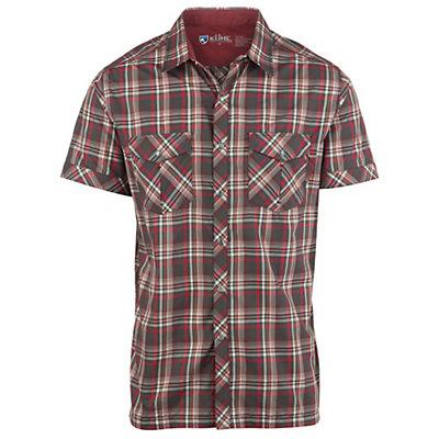 KUHL Konquer Short Sleeve Shirt, Rio Red, viewer