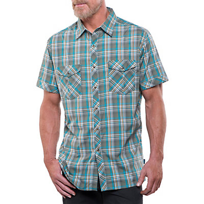 KUHL Konquer Short Sleeve Shirt, , viewer