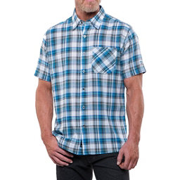 KUHL Tropik Mens Shirt, Tidal Wave Blue, 256