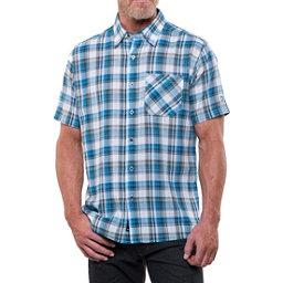 KUHL Tropik Mens Shirt, Tidal Wave Blue, 256