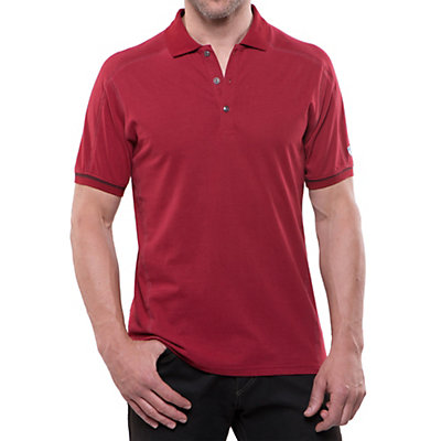 KUHL Edge Mens Shirt, Rio Red, viewer