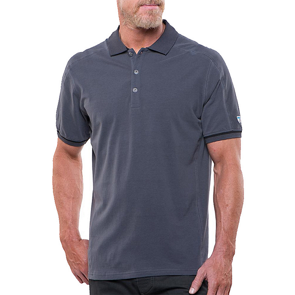 KUHL Edge Mens Shirt, Carbon, 600