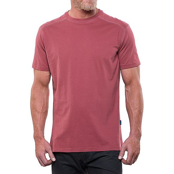 KUHL Bravado Mens T-Shirt, Sundried Tomato, 600
