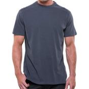 KUHL Bravado Mens T-Shirt, Carbon, medium