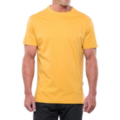 KUHL Bravado T-Shirt, Sunset Gold, medium