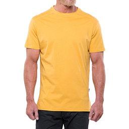 KUHL Bravado Mens T-Shirt, Sunset Gold, 256