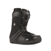 K2 Sendit Boa Womens Snowboard Boots 2016, Black, medium