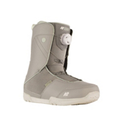 K2 Sendit Boa Womens Snowboard Boots 2016, Grey, medium