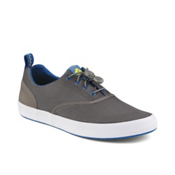 Sperry Flex Deck CVO Mens Shoes, Grey, medium