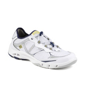 Sperry H2O Escape Bungee Mens Watershoes, White-Navy, medium