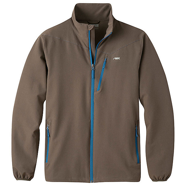 Mountain Khakis Maverick LT Softshell Mens Jacket, Terra, 600