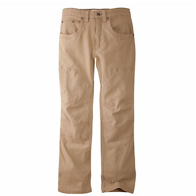 Mountain Khakis Camber 107 Short Mens Pants, Tobacco, viewer