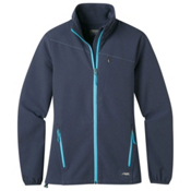 Mountain Khakis Foxtrot LT Softshell Womens Jacket, Midnight Blue, medium