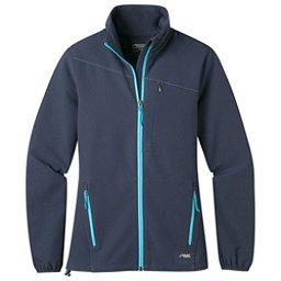 Mountain Khakis Foxtrot LT Softshell Womens Jacket, Midnight Blue, 256
