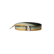 Mountain Khakis Trout Webbing Belt, Brown Trout, medium