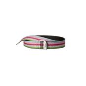 Mountain Khakis Trout Webbing Belt, Rainbow Trout, medium