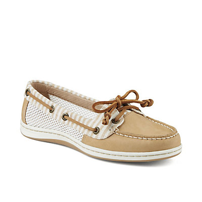 Sperry Firefish Stripe Mesh Womens Shoes, , viewer