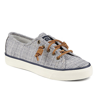 Sperry Seacoast Cross-Hatch Womens Shoes, , viewer
