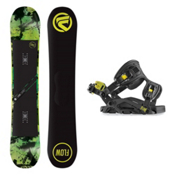Flow Chill ABT Fuse FB Snowboard and Binding Package, , medium