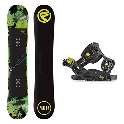 Flow Chill ABT Fuse FB Snowboard and Binding Package, , viewer