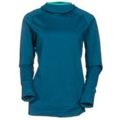 Arc'teryx Vertices Hoody Womens Mid Layer, Thalo Blue, medium
