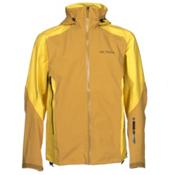 Arc'teryx Stingray Mens Shell Ski Jacket, Golden Palm, medium