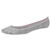 SmartWool Secret Sleuth Socks, Ash Stripe, medium