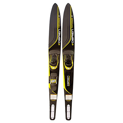 O'Brien Performer Combo Water Skis With X-8 Bindings 2017, , viewer