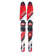 O'Brien Vortex Red Combo Water Skis With 700 Adjustable Bindings 2016, , medium