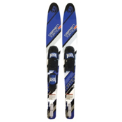 O'Brien Vortex Blue Combo Water Skis With 700 Adjustable Bindings 2016, , medium