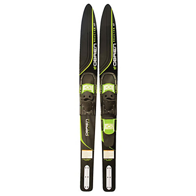 O'Brien Reactor Combo Water Skis With 700 Adjustable Bindings 2017, , viewer
