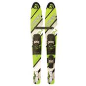 O'Brien Vortex Junior Combo Water Skis With 600 Junior Adjustable Bindings 2016, , medium