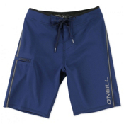 O'Neill Hyperfreak Solid Boys Bathing Suit, Dark Navy, medium