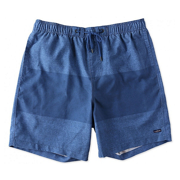O'Neill Line Up Mens Board Shorts, Dark Blue, 600