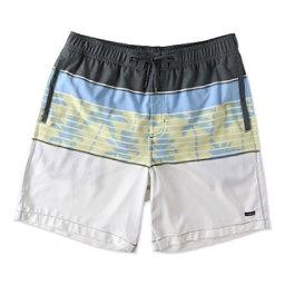 O'Neill Isla Mens Board Shorts, Pale Yellow, 256