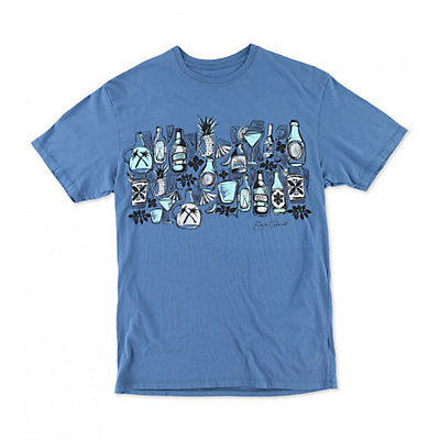 O'Neill Tropics Mens T-Shirt, Dutch Blue, viewer