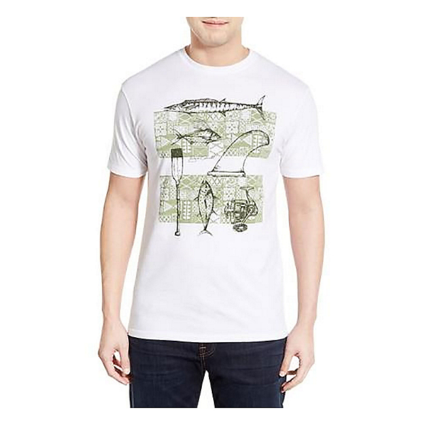 O'Neill Sterling Mens T-Shirt, White, 600