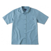 O'Neill Ford Mens Shirt, Adriatic Blue, medium
