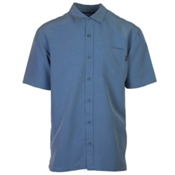 O'Neill Ixtapa Mens Shirt, Dusk Blue, medium