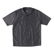 O'Neill Ixtapa Mens Shirt, Black, medium