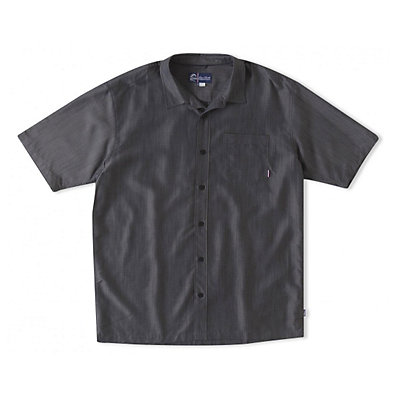 O'Neill Ixtapa Mens Shirt, Black, viewer
