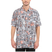O'Neill Tropics Shirt, Skyway, medium